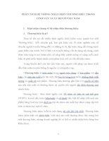 tiểu luận cao học  thương hiệu PHÂN TÍCH hệ THỐNG NHẬN DIỆN THƯƠNG HIỆU TRONG LĨNH vực XUẤT bản ở VIỆT NAM