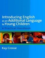 introducing english as an additional language