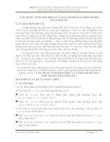 skkn ỨNG DỤNG TÍNH đơn điệu của hàm số để GIẢI một số bài TOÁN sơ cấp