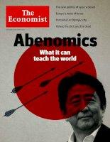 The economist europe   30 july 2016