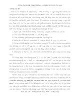CHUYÊN ĐỀ CÁCH GIẢI QUYẾT CÁC DẠNG BẤT ĐẲNG THỨC VÀ KINH NGHIỆM TRÁNH CÁC SAI LẦM KHI GIẢI BẤT ĐẲNG THỨC VÀ TOÁN CỰC TRỊ