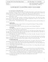 Giáo án tiếng anh 7 thí điểm (tuần 1-5)
