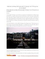"""Văn mẫu lớp 9: Hình ảnh con đường cuối truyện ngắn """"Cố hương"""" của Lỗ Tấn gợi cho em suy nghĩ gì?"""