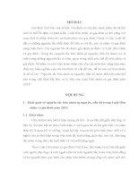 Phân tích nguyên tắc hôn nhân tự nguyên tiến bộ trong Luật Hôn nhân Gia đình năm 2014 Bài tập lớn Bài tập nhóm môn Luật Hôn Nhân và Gia đình