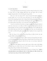 NGHIÊN cứu GIẢI PHÁP AN TÒAN THÔNG TIN bảo vệ CỔNG TTĐT một cửa cấp HUYỆN ỨNG DỤNG cài đặt tại t  nđ (2012)