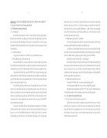 GIẢI PHÁP ĐIỀU HÀNH CHÍNH SÁCHLÃI SUẤT VỚI MỤC TIÊUTĂNG TRƯỞNGKINHTẾ CỦAVIỆT NAM
