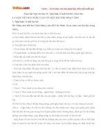 Soạn bài lớp 12: Nghị luận về một bài thơ, đoạn thơ