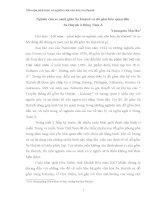 Bài viết tham dự Hội thảo 100 năm Văn hóa Sa Huỳnh