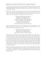 """Nghị luận 8 câu thơ đầu """"Tình cảnh lẻ loi của người chinh phụ"""""""