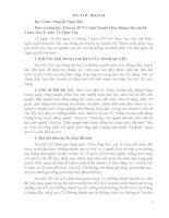 Tổng hợp bài thu hoạch sau học tập nghị quyết XII của đảng