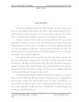 Báo cáo thực tập tốt nghiệp văn thư lưu trữ tại CÔNG TY TNHH VIỄN THÔNG VƯƠNG ANH