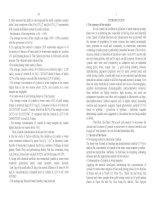 (Tóm tắt Luận án tiến sĩ Hóa học bằng tiếng anh) NGHIÊN CỨU PHÂN TÍCH XÁC ĐỊNH HÀM LƯỢNG VÀ BIỆN PHÁP XỬ LÍ XIANUA TRONG NƯỚC THẢI BẰNG PHƯƠNG PHÁP HÓA HỌC VÀ SINH HỌC