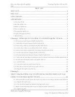 Báo cáo thực tập quản trị nhân lực: Thực trạng công tác tuyển dụng nguồn nhân lực tại công ty cổ phần quốc tế ICO