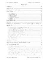 Báo cáo thực tập quản trị nhân lực: Công tác đào tạo và phát triển nhân lực tại UBND xã phú túc   huyện phú xuyên – hà nội