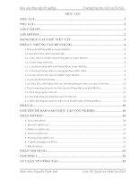 Báo cáo thực tập quản trị nhân lực: Thực trạng công tác đào tạo và phát triển nguồn nhân lực tại phòng nội vụ huyện mỹ đức