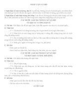 Ôn thi vào 10 môn ngữ văn (phần nghị luận xã hội)