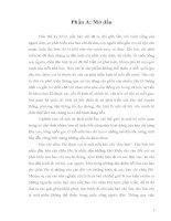 tiểu luận cao học báo CHÍ CHÂU PHI