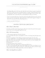 Tài liệu ôn thi công chức  LUAT KE TOAN 2003