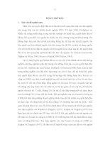 Tiểu luận ẢNH HƯỞNG của DÒNG TIỀN, rủi RO hệ THỐNG, rủi RO PHI hệ THỐNG và TÍNH THANH KHOẢN CHỨNG KHOÁN đến đầu tư của các DOANH NGHIỆP VIỆT NAM