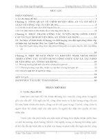 Báo cáo thực tập tốt nghiệp quản trị nhân lực: Thực trạng và giải pháp nâng cao hiệu quả công tác tuyển dụng công chức cấp xã tại UBND huyện hòa an  tỉnh cao bằng