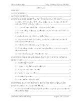 Báo cáo thực tập tốt nghiệp văn thư lưu trữ tại UBND xã quốc tuấn