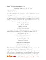 Soạn bài lớp 9: Miêu tả nội tâm trong văn bản tự sự