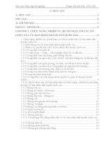 Báo cáo thực tập tốt nghiệp văn thư lưu trữ tại UBND HUYỆN QUỐC OAI
