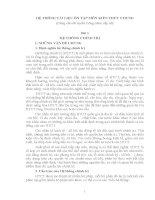 HỆ THỐNG tài LIỆU ôn tập môn KIẾN THỨC CHUNG (dùng cho thi tuyển công chức cấp xã)