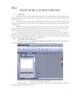 Bài giảng SolidWorks 2008_3