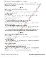 Bộ đề thi môn văn phương pháp tự luận phần3