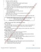 Bộ đề thi môn văn phương pháp tự luận phần 5