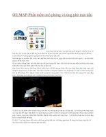 OILMAPPhần mềm mô phỏng và ứng phó tràn dầu