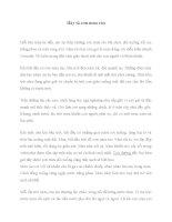Bài văn Tả cơn mưa rào