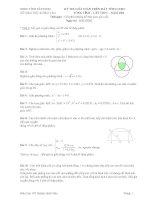 Tổng hợp đề thi học sinh giỏi toán trên máy tính casio tỉnh TayNinh từ năm 20022011