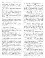 Câu 6, 8chế định kết hôn hôn theo luật HNGĐ việt nam năm 2013