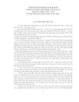 skkn THIẾT kế kế HOẠCH bài học THEO HƯỚNG dạy học TÍCH cực TRONG môn NGỮ văn ở TRƯỜNG PT dân tộc nội TRÚ