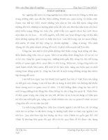 Báo cáo thực tập tốt nghiệp văn thư lưu trữ tại HỌC VIỆN CHÍNH TRỊ QUỐC GIA hồ CHÍ MINH