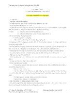 Bài tập dạy thêm, phụ đạo, hè toán 6 chuẩn 20162017