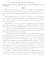 đề CƯƠNG môn NHÀ nước và PHÁP LUẬT