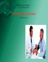 Phân tích ca lâm sàng tăng huyết áp