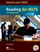 READING FOR IELTS 6.0   7.5 (FULL)