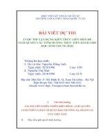 liên môn địa lý  12 tài NGUYÊN THIÊN NHIÊN BIỂN ĐÔNG , CHỦ QUYỀN LÃNH THỔ và bảo vệ QUẦN đảo TRƯỜNG SA, HOÀNG SA của VIỆT NAM