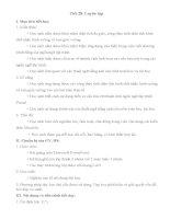 giáo án liên môn tích hợp toán 8  bài luyện tập diện tích hình chữ nhật