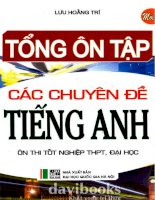 tong on tap cac chuyen de tieng anh on thi tot nghiep thpt dai hoc cao