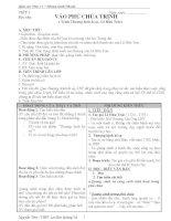 giáo án ngữ văn 11 cơ bản (FULL)