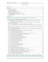 Báo cáo kiến tập quản trị nhân lực: THỰC TRẠNG ỨNG DỤNG CÔNG tác TUYỂN DỤNG NHÂN lực tại CHI NHÁNH CÔNG TY cổ PHẦN tập đoàn VINACONTROL QUẢNG NINH