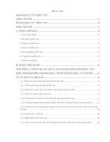 Báo cáo kiến tập quản trị nhân lực: Nâng cao chất lượng đội ngũ CBCC tại phường tân sơn, thành phố thanh hóa, tỉnh thanh hóa