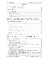 Báo cáo kiến tập quản trị nhân lực: Thực trạng và giải pháp về việc nâng cao chất lượng đội ngũ cán bộ, công chức của UBND huyện thạch an  tỉnh cao bằng