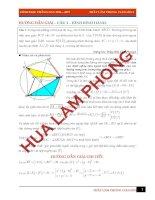 HDG OXY 2016 HBH1 LAMPHONG