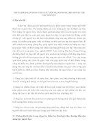 NHỮNG KHÓ KHĂN TRONG CÔNG tác  KIỂM TRA ĐÁNH GIÁ THEO HƯỚNG TIẾP cận NĂNG lực